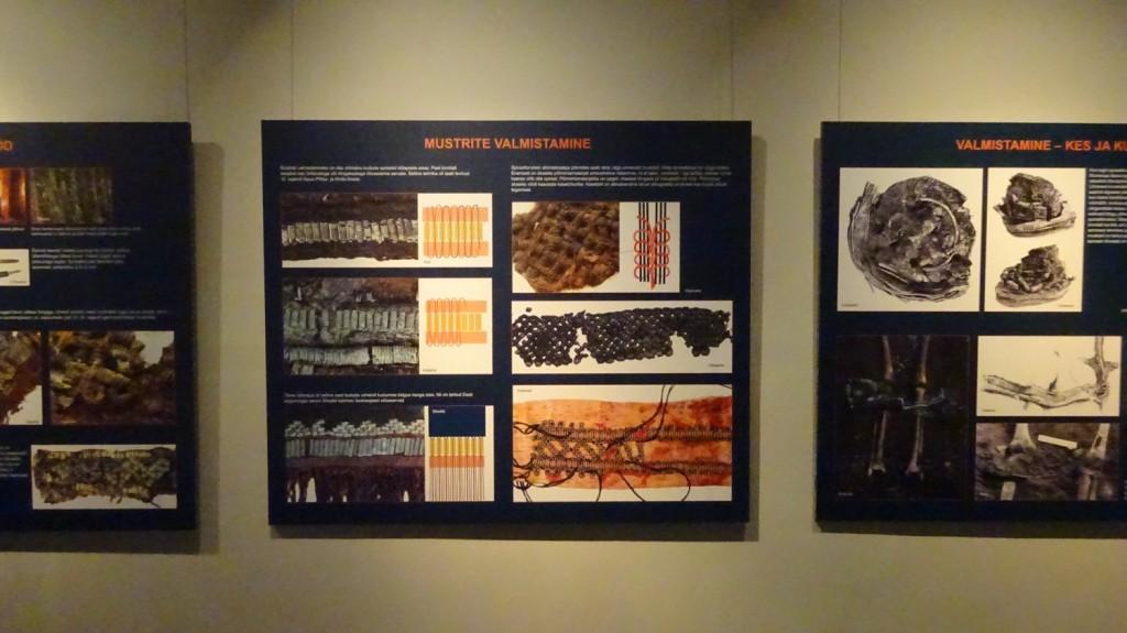 Temporäre Ausstellung im Estnischen Nationalmuseum