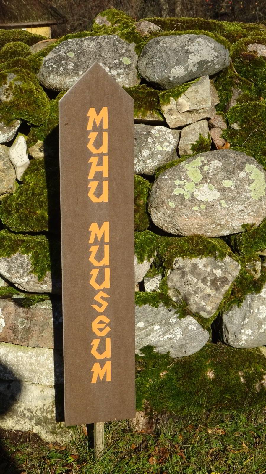 Zum Muhu-Museum