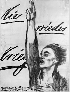 Käthe Kollwitz: Nie wieder Krieg