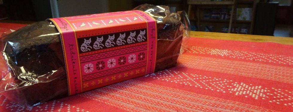 Brot von der Insel Muhu