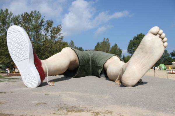 Gulliver auf Usedom