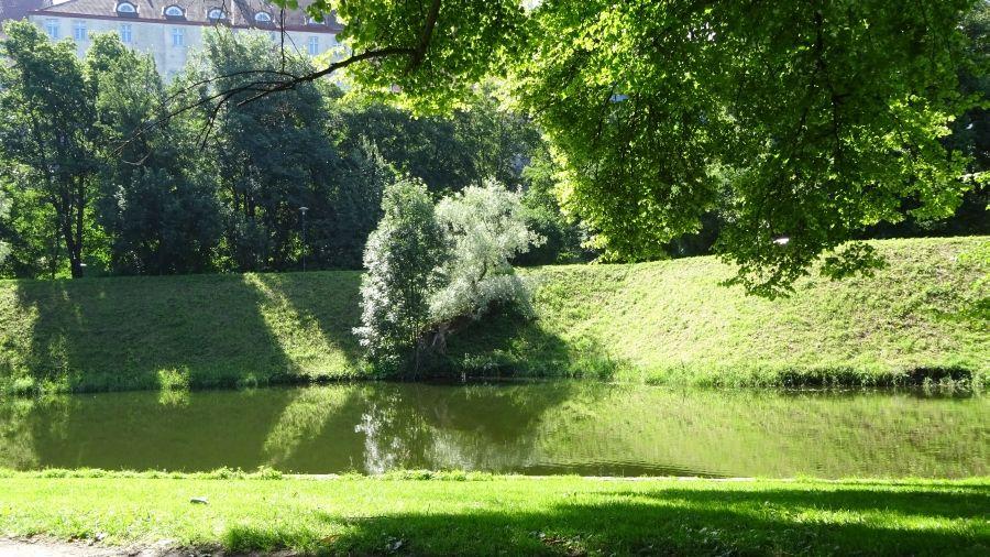 """Im Park """"Schnelli"""""""