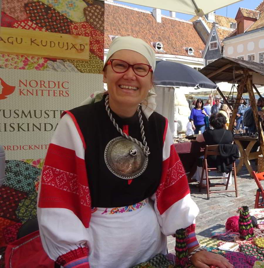 Külli Jacobson, Nordic Knitters