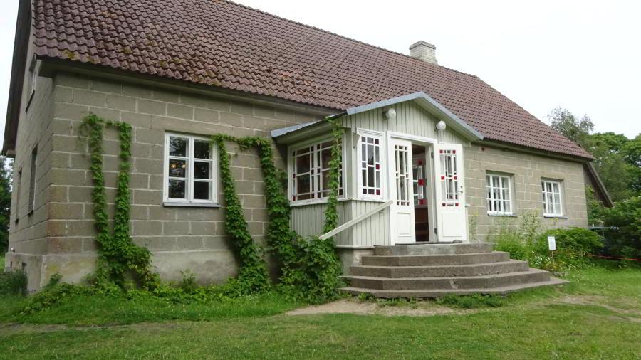 Das Museum in einer ehemaligen Schule