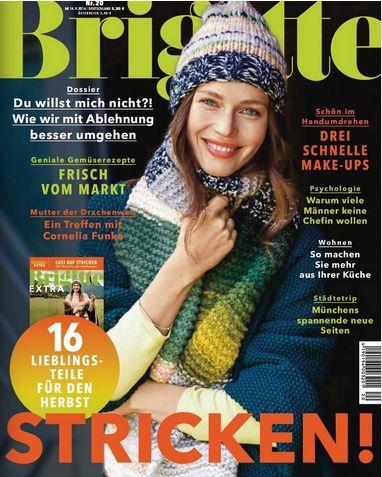 Brigitte Heft