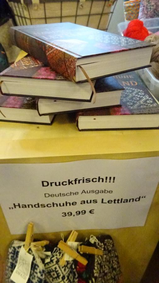Handschuhe aus Lettland - Maruta Grasmane