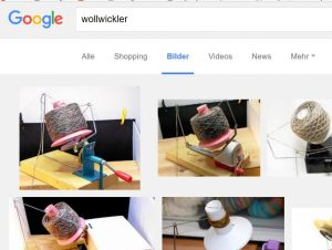 Screenshot Wollwickler