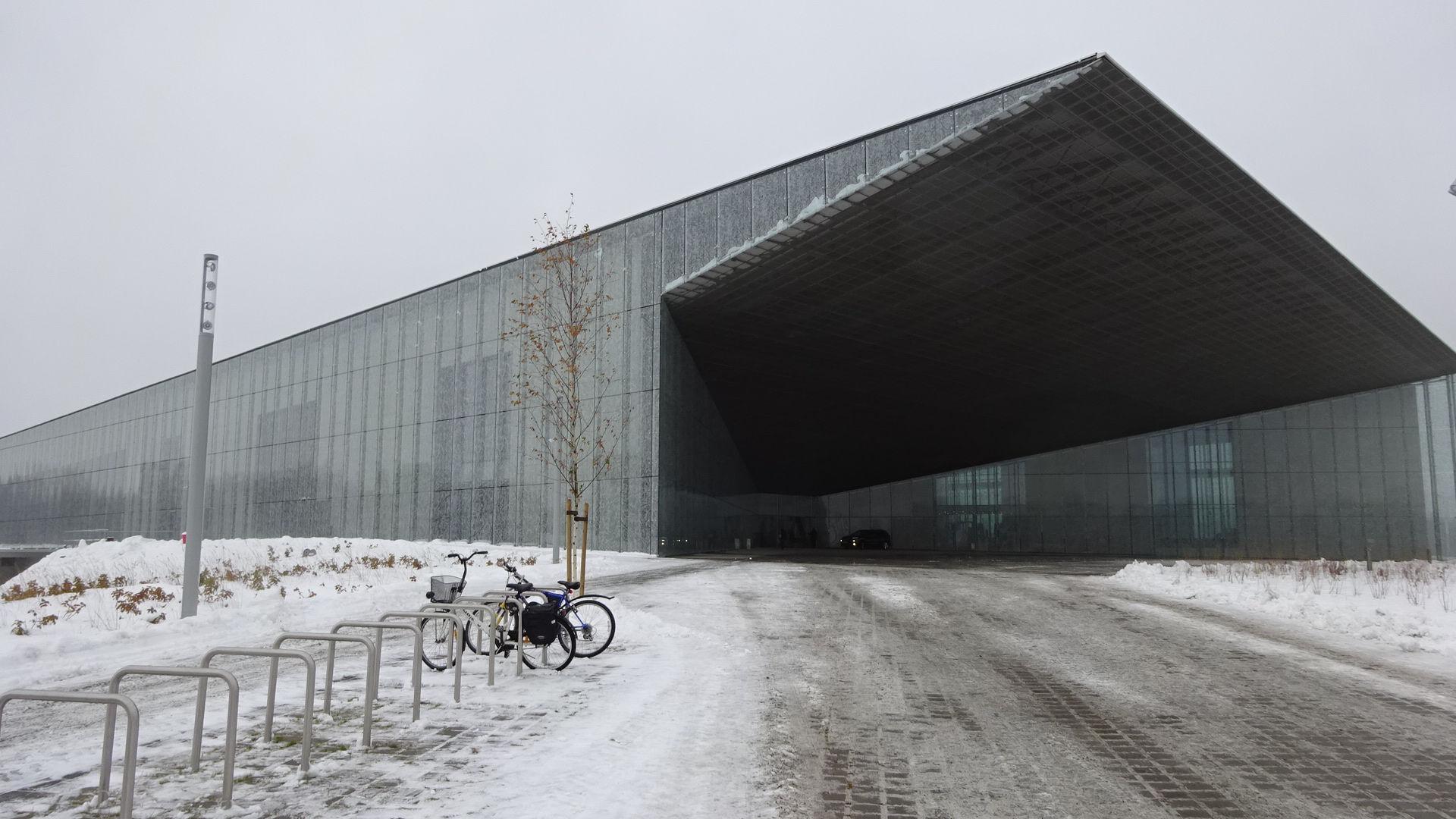 Das Estnische Nationalmuseum