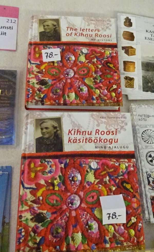 The letters of Kihhnu Roosi