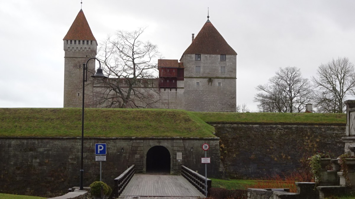 Die Ordensburg von Kuressaare