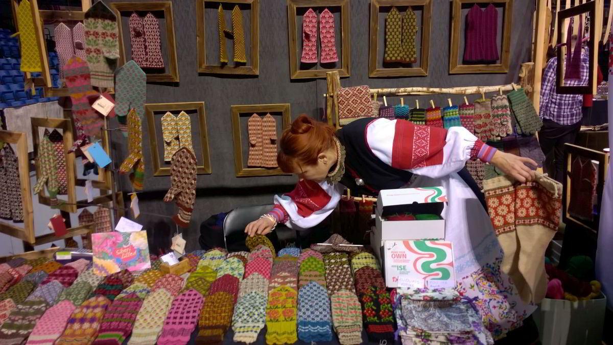 Kuelli Jacobson / Nordic Knitters