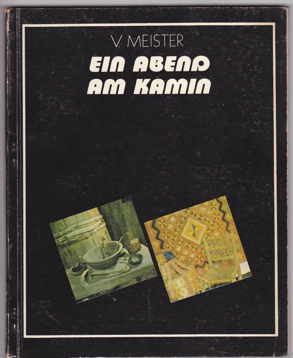 Vladimir Karlovich Meister: Ein Abend am Kamin