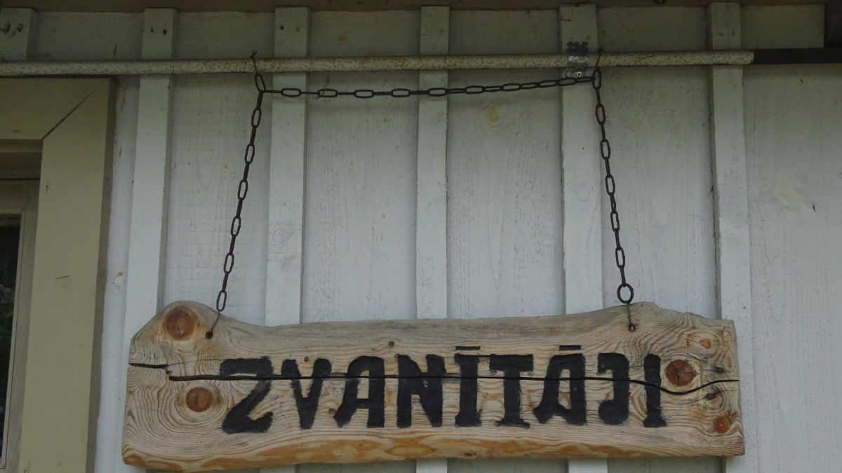 Das Heimathaus Zvanitaj in Rucava