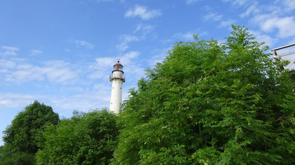 Leuchturm Kihnu