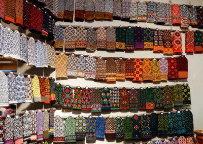 Lettische Handschuhe in Sena Klets