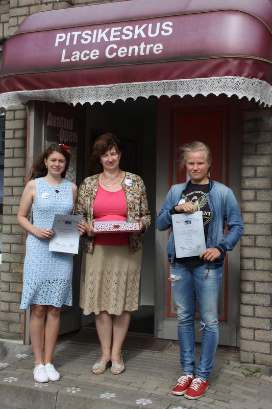 Die Preisträgerinnen 2017