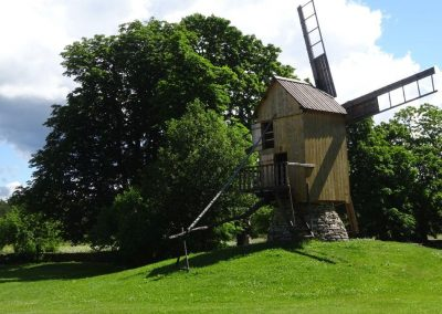 Im Mihkli-Bauernhof-Museum