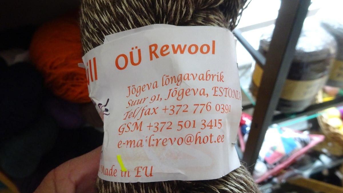 oÜ Rewool