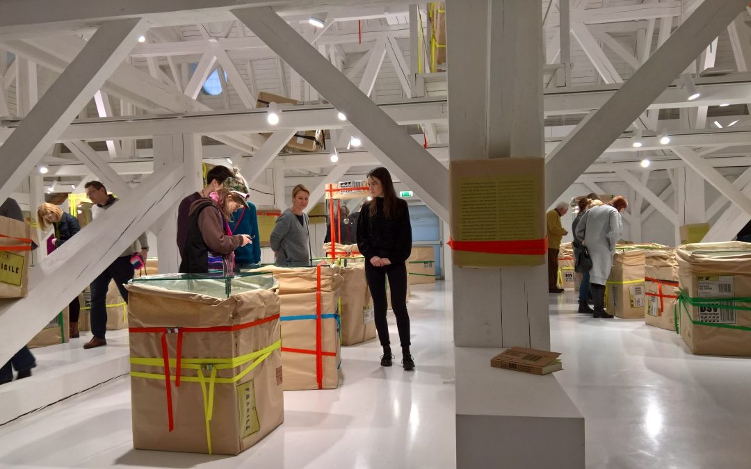 In Riga und im Nationalen Kunstmuseum