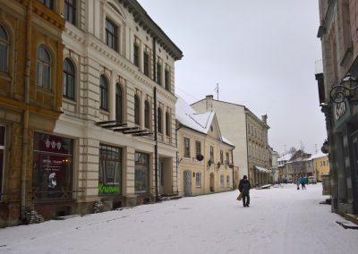 Cesis, Riga Iela