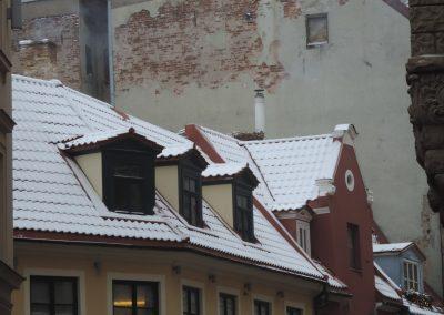 Dächer von Riga