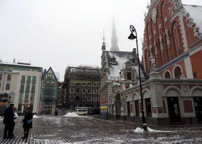 Riga, Rathausplatz
