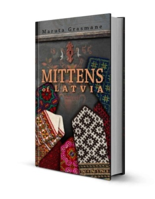 Mittens from Latvia