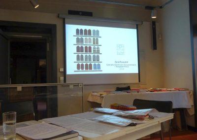 Vortrag von Maruta Grasmane