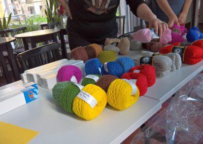 Lettische Wolle