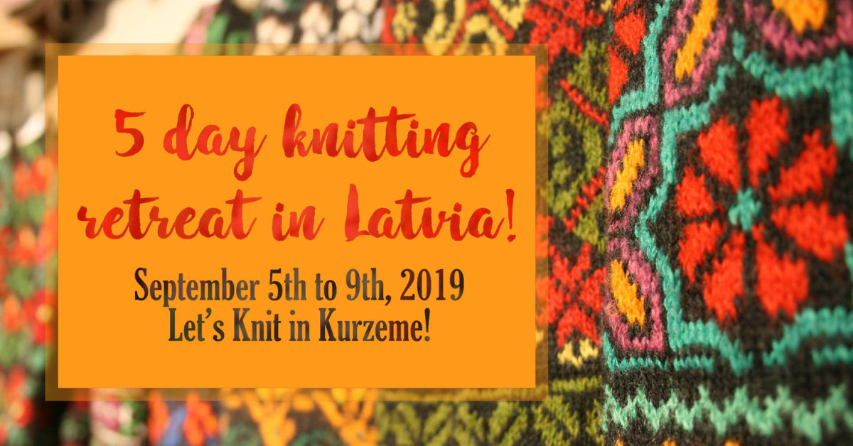 Knit in Kurzeme