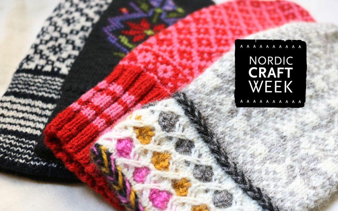 Nordic Craft Week und andere Themen