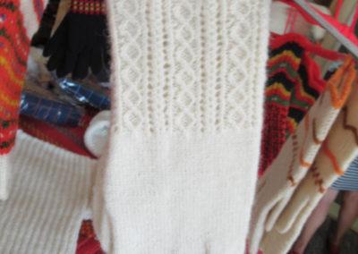Ein Frauenhandschuh