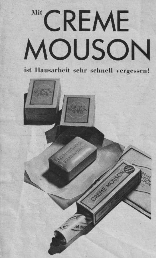 Creme Mouson