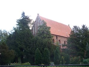 Kirche St. Marien, Behrenhoff in Vorpommern