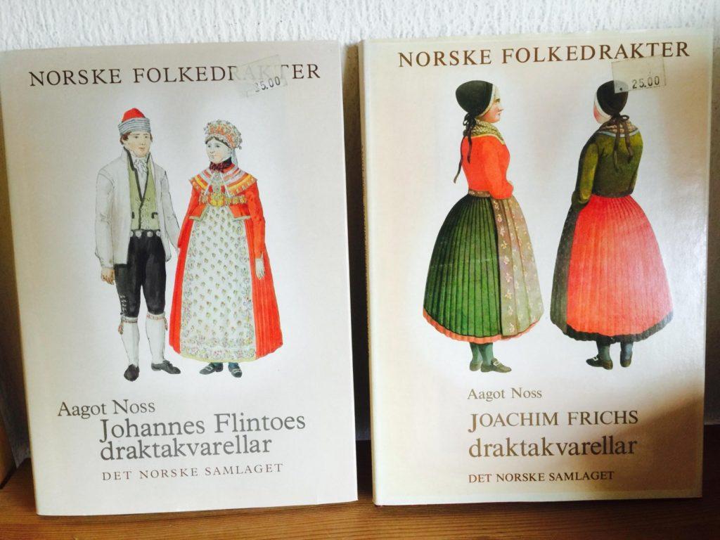 Norske Folkedrakter von Aagot Noss