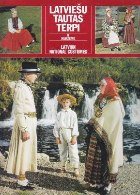 LATVIEŠU TAUTAS TĒRPI - Band II Kurzeme