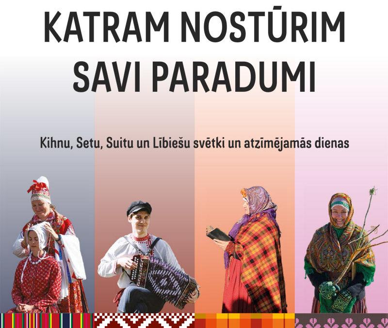 Netzfunde aus Lettland und Estland und tolle  Musik aus Russland