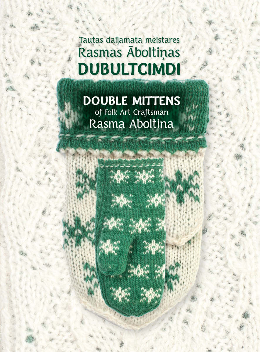 Dubultcimid - Double knitted Mittens