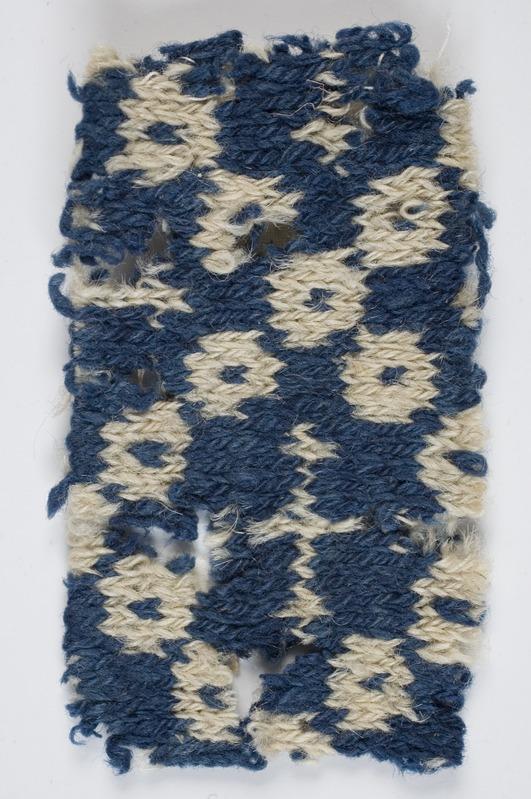 Handschuh-Fragment Barclay de Tolly