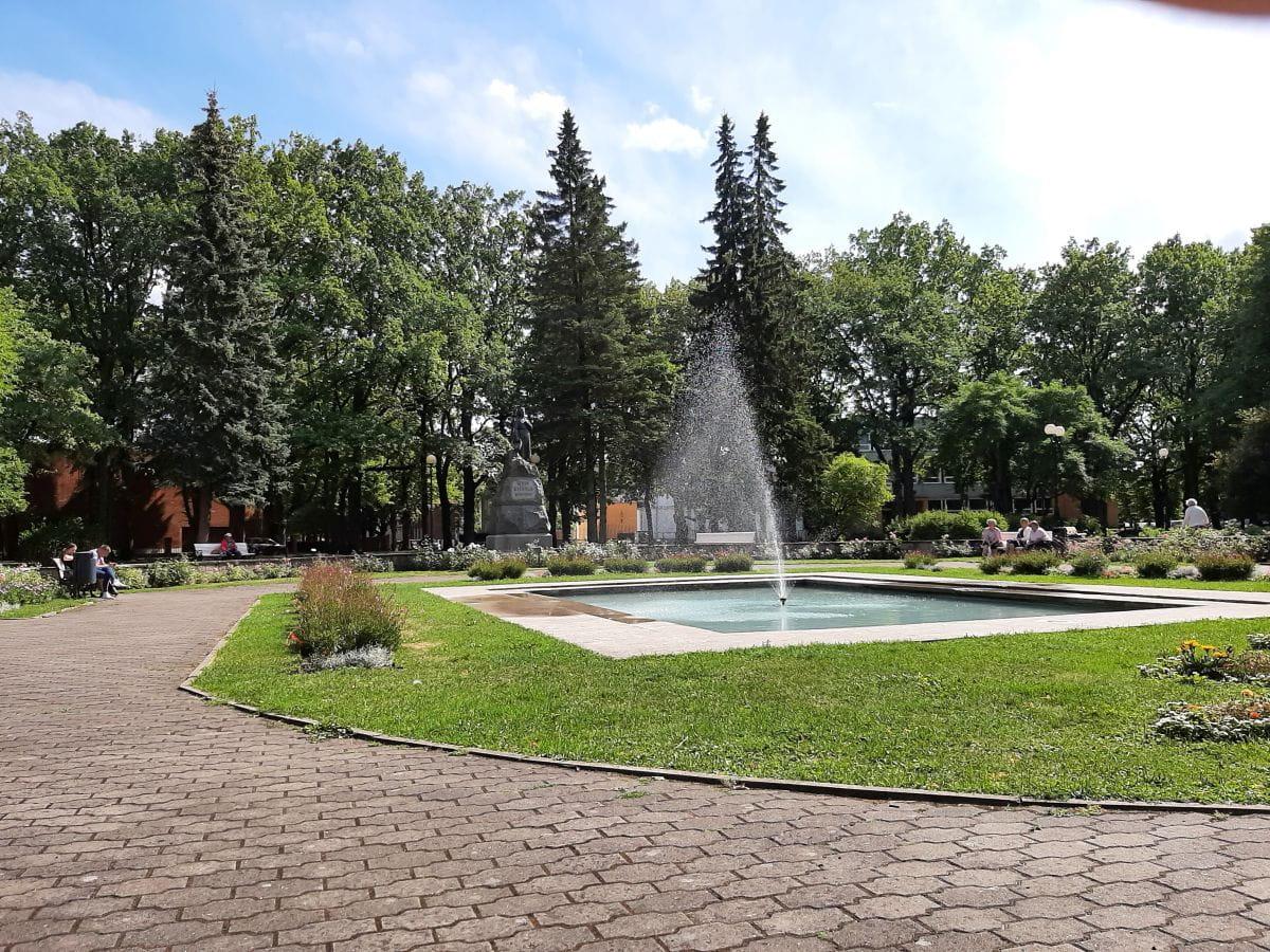 Pärnu Koidula Park