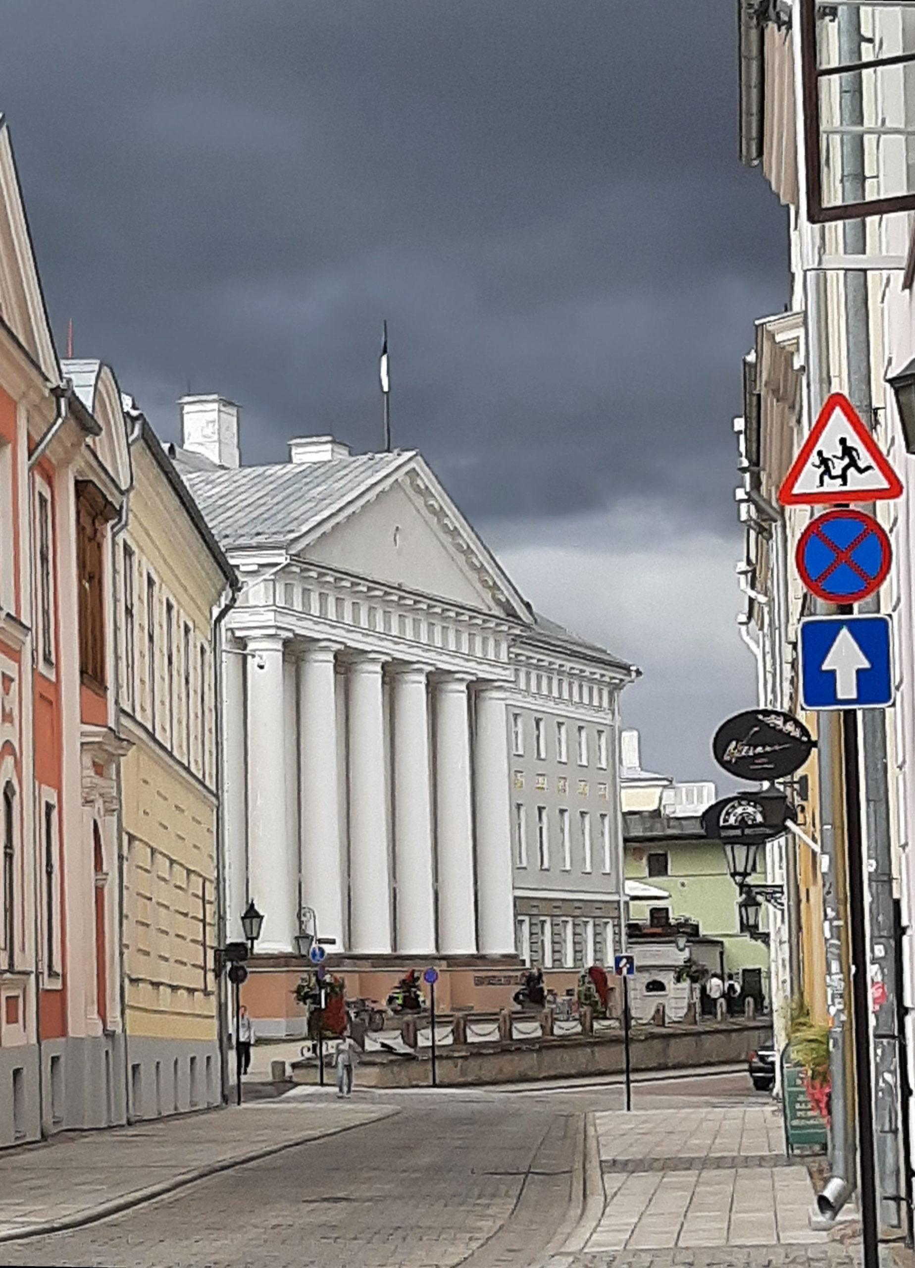 Wetter in Tartu
