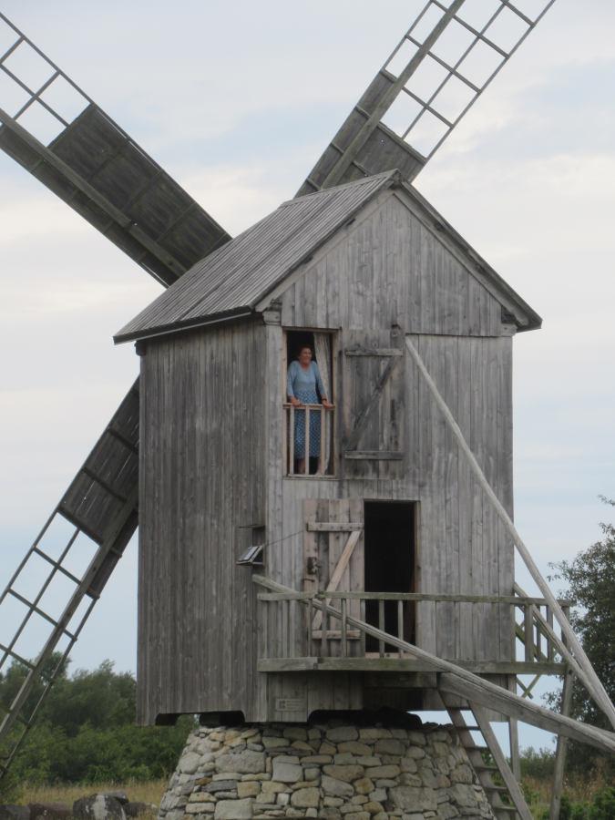 Ohessaare Mühle