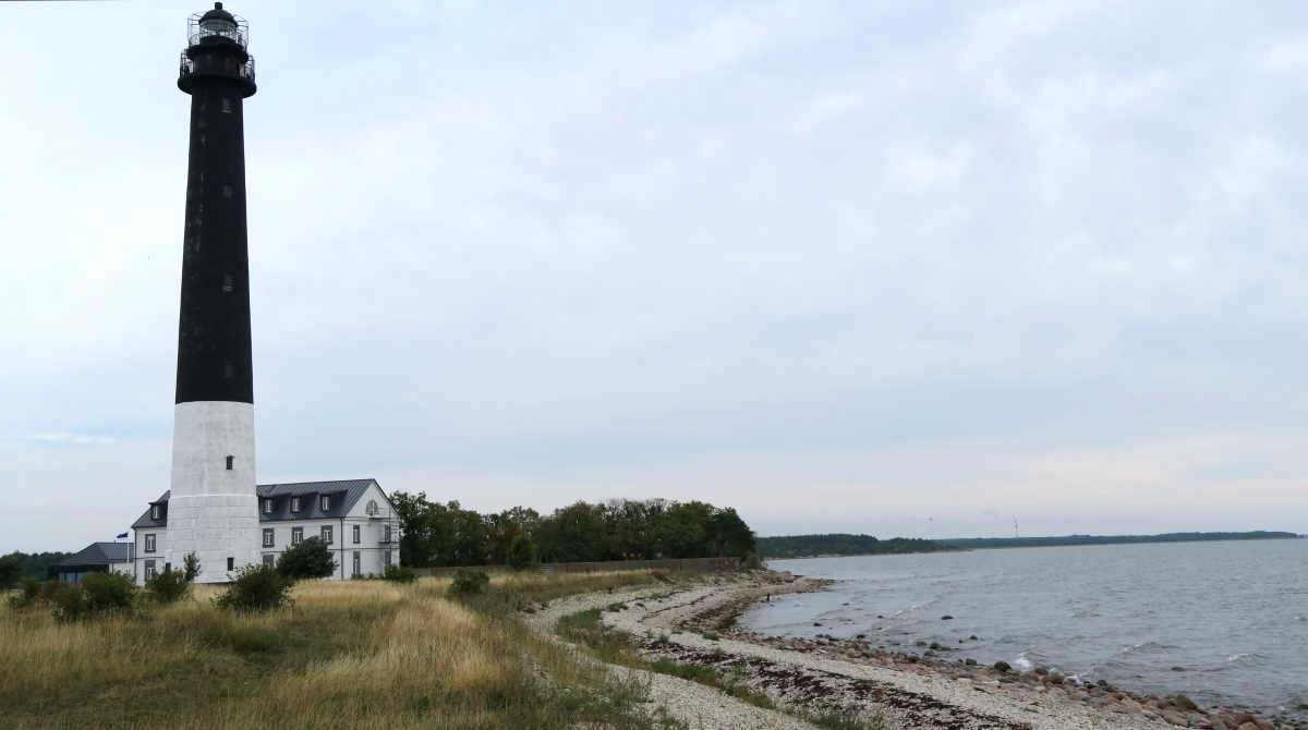 Die Südspitze von Saaremaa