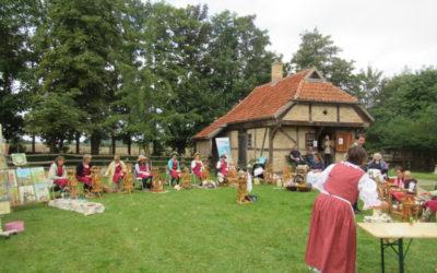 Woll- und Backofenfest im Bechelsdorfer Schulzenhof