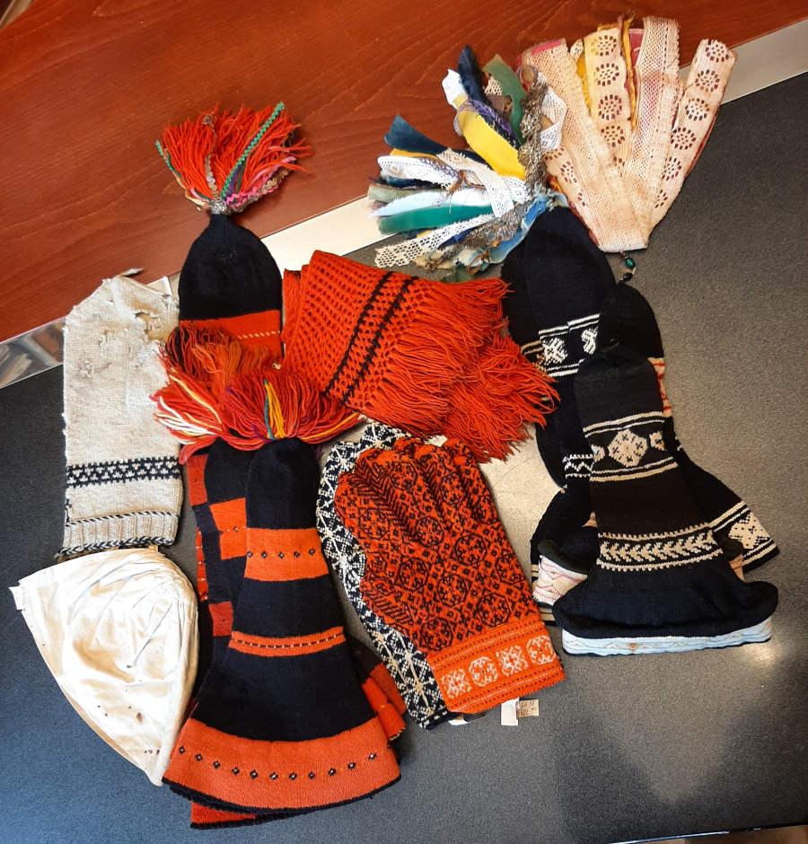 Stücke aus dem Archiv des Saaremaa-Museums